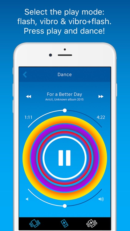 BW Dance - app for deaf and HOH
