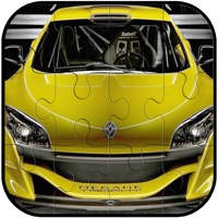 Sport Cars Jigsaw Puzzle Game For Kids and Adults