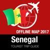 塞内加尔 旅游指南+离线地图