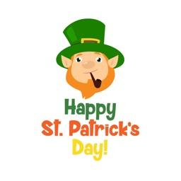 St Patrick's Day Animated Stickers for iMessage
