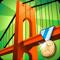 App Icon for Bridge Constructor Playground App in Azerbaijan IOS App Store