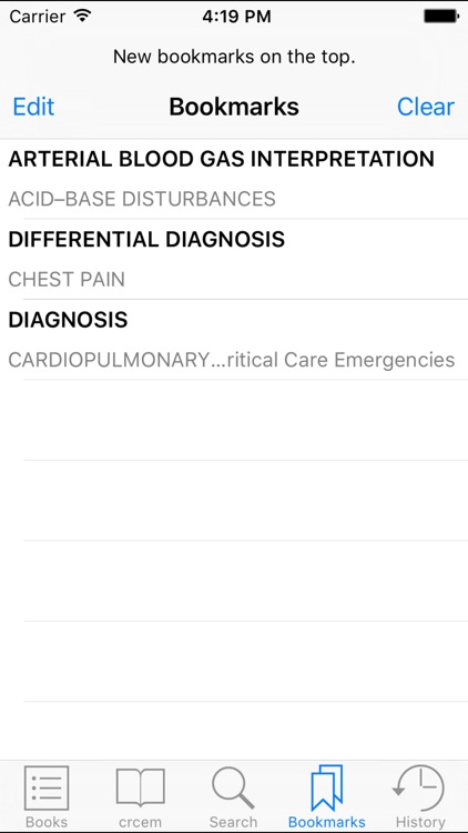 Emergency Medicine Diag & Mang screenshot-3