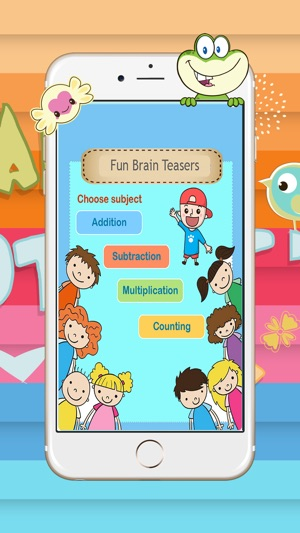 Fun Math Crossword Puzzle Game Worksheet For Brain on the App Store