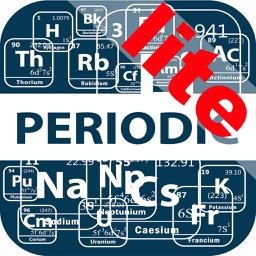 Thai Periodic Table Lite
