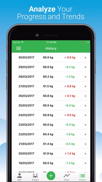 BMI Calculator & Weight Loss Pro screenshot-3