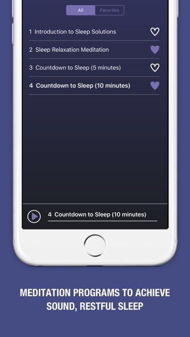 Sleep Solutions screenshot 1