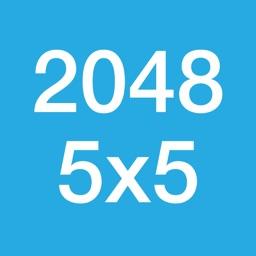 2048 (Version 5x5)