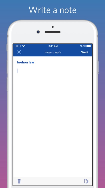 Law Dictionary - quiz and flashcard screenshot-4