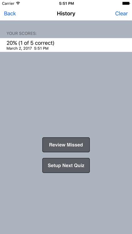MFT Exam Pro screenshot-3