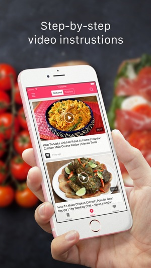 Chinese recipes food recipes cooking videos en app store forumfinder Gallery