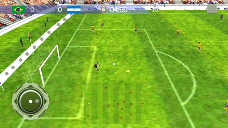 Welcome Soccer Russian 2018 : World Goal screenshot-3