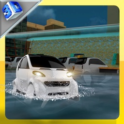 River Taxi Driver Simulator & Cab Car Sailing Game