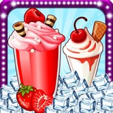 Activities of Milkshake Drink Maker- Dessert Food Games