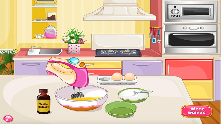 pizza cookies cooking games for girls