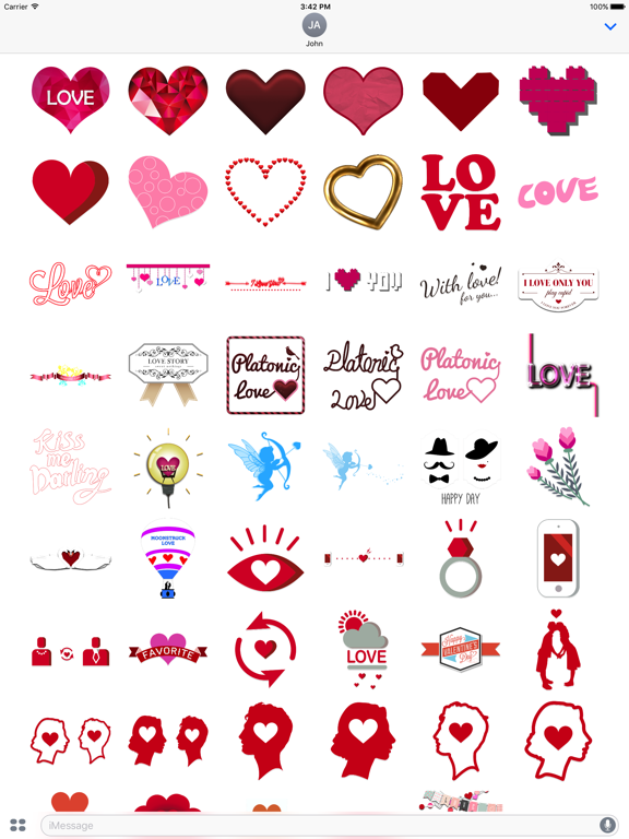Lovely Stickers - Special Edition screenshot 7