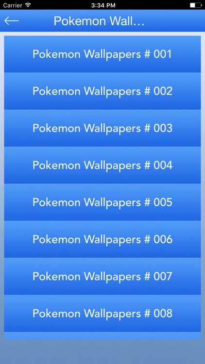 Pokemon Wallpapers HD screenshot-4