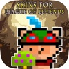 Free Skins for League of Legends for Minecraft PE