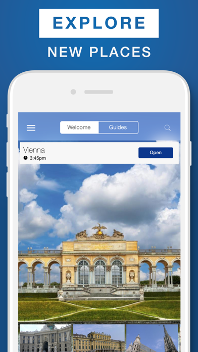 Vienna - Travel Guide & Offline Map