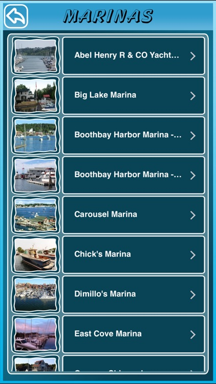 Maine State Marinas
