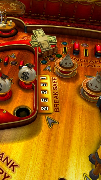 Wild West Pinball screenshot-1