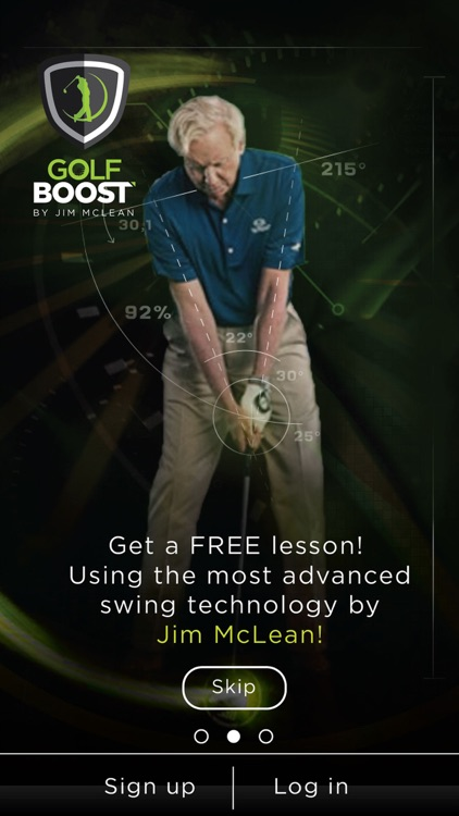 Golf Boost by Jim McLean