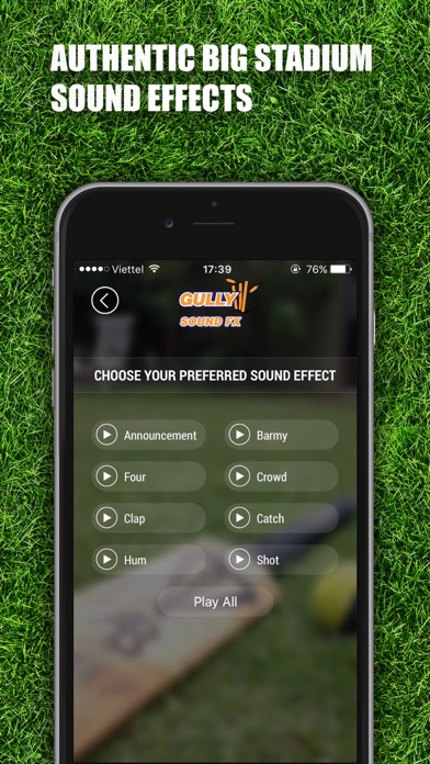 Gully – The ultimate social cricket companion screenshot three
