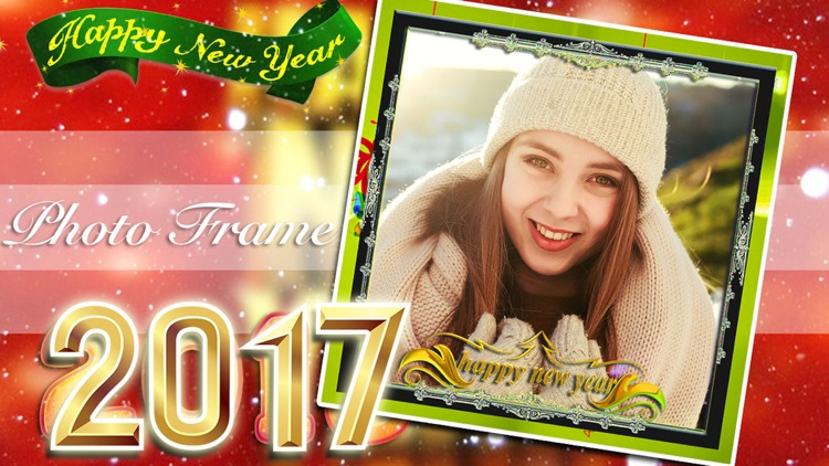 New Year Photo Frame Collection 2017 screenshot-0