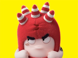 Oddbods Stickers