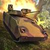 天天 疯狂 坦克 - 恐龙 部落 卡通 酷跑 世界
