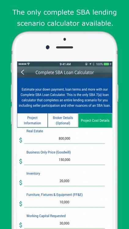 YourSBA.com - Successfully Navigate the SBA Loan screenshot-3