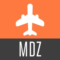 Mendoza Travel Guide with Offline City Street Map
