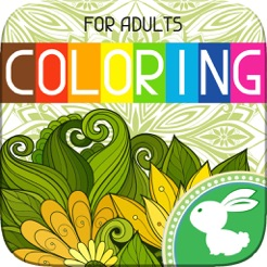Adults Coloring Book Color Pigment Therapy Pages