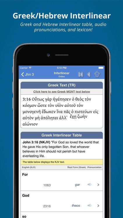 Blue Letter Bible screenshot-3