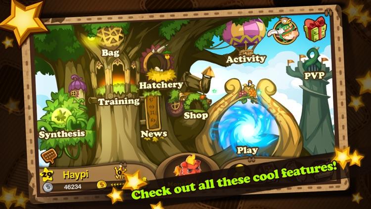 Haypi Monster for Venide screenshot-4