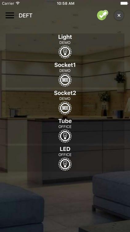 DEFT Home Intelligence screenshot-3