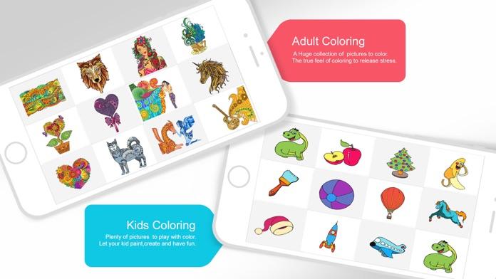 Drawing Desk: Draw,Paint,Color & Sketch board Screenshot