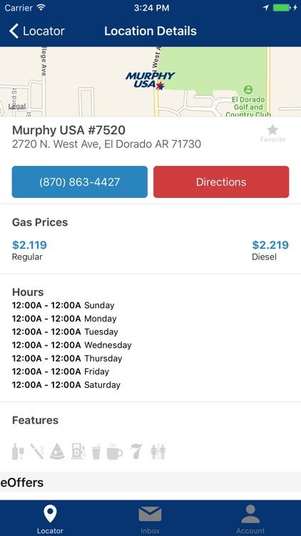Murphy USA & Murphy Express Gas Finder