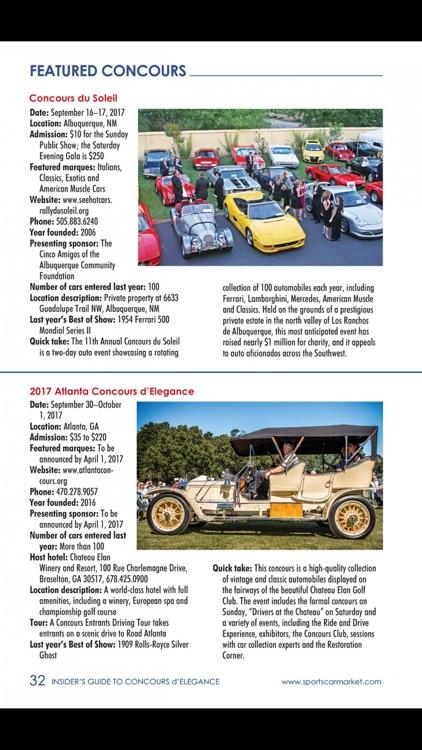Sports Car Market Magazine screenshot-3
