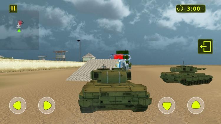 Army Tank Ship Transporter 3D screenshot-3
