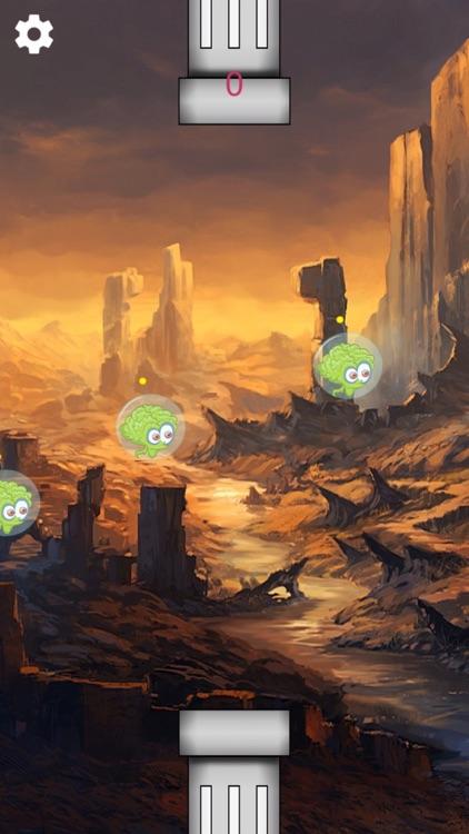 Crappy Aliens Smash - Revenge against Alien Hive