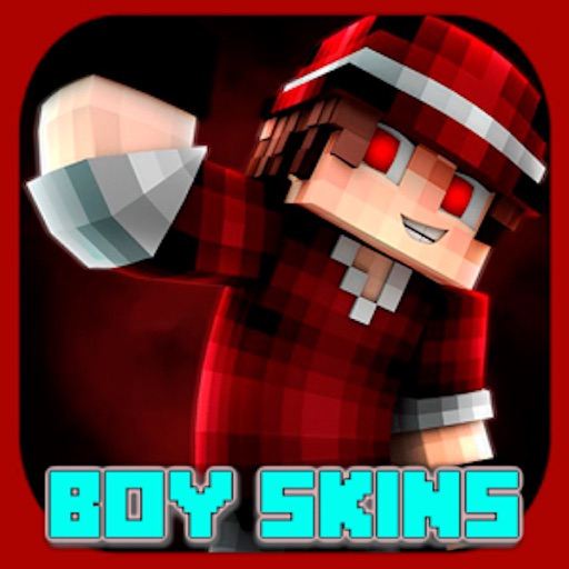 My Best Custom BOY SKINS For Minecraft PE By Pixite Valve - Skins para minecraft pe red