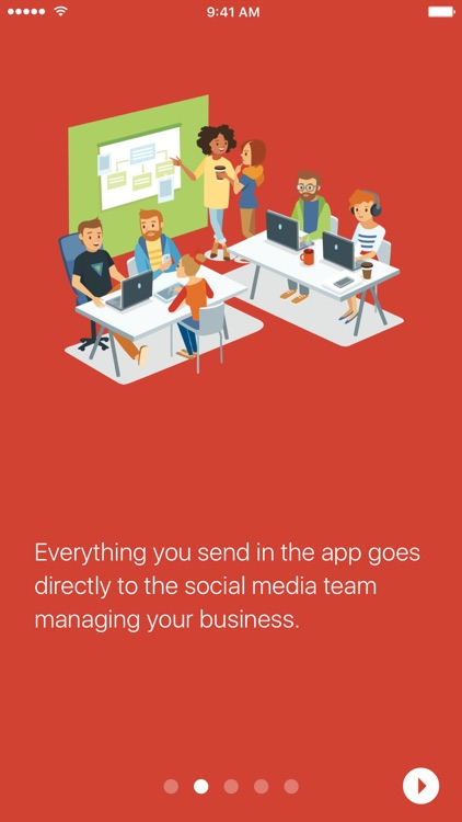 inTouch - Social Media