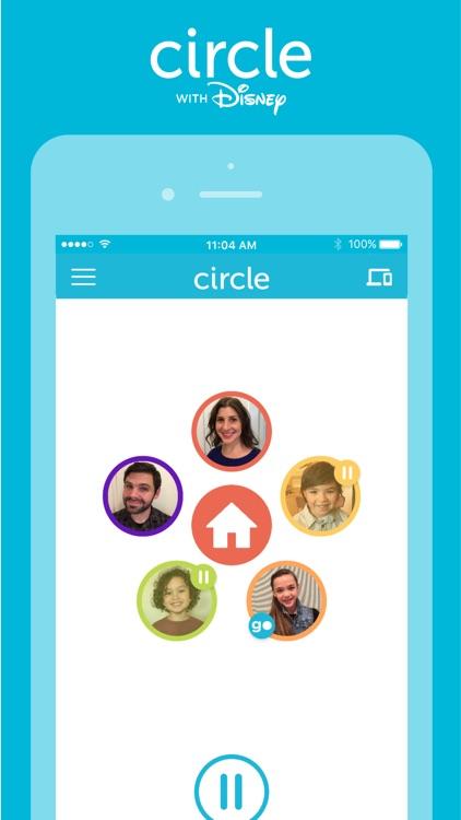 Circle Home app image