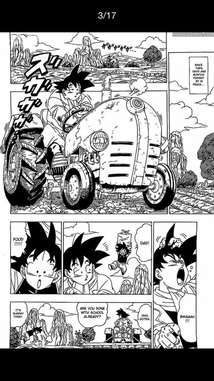 Manga Rock and Roll - Free Manga and Comic Reader screenshot-3