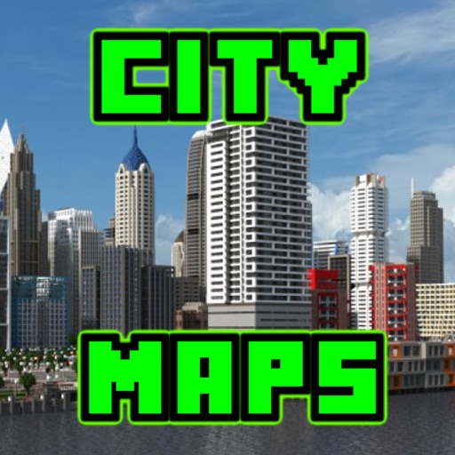 CITY MAPS FOR MINECRAFT - PE (POCKET EDITION)