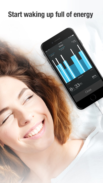 Smart Alarm Clock : sleep cycle & snoring recorder screenshot-0