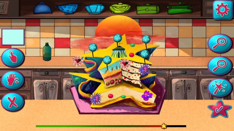 Make a Cake - Cooking Games for kids screenshot-2