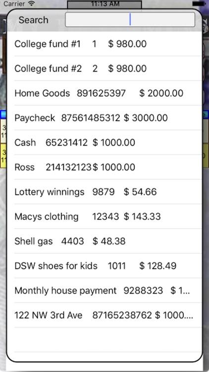 Checkbook Bank Account Wallet