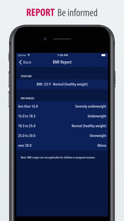 Weight Tracker for HealthKit screenshot-4
