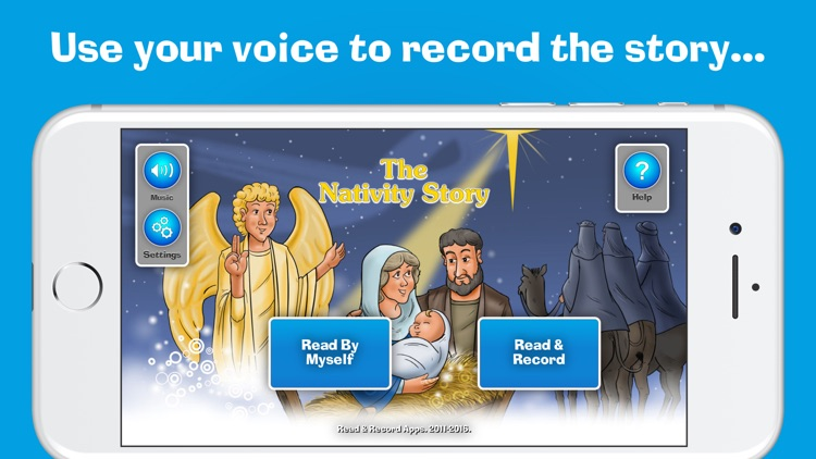 The Nativity Story by Read & Record